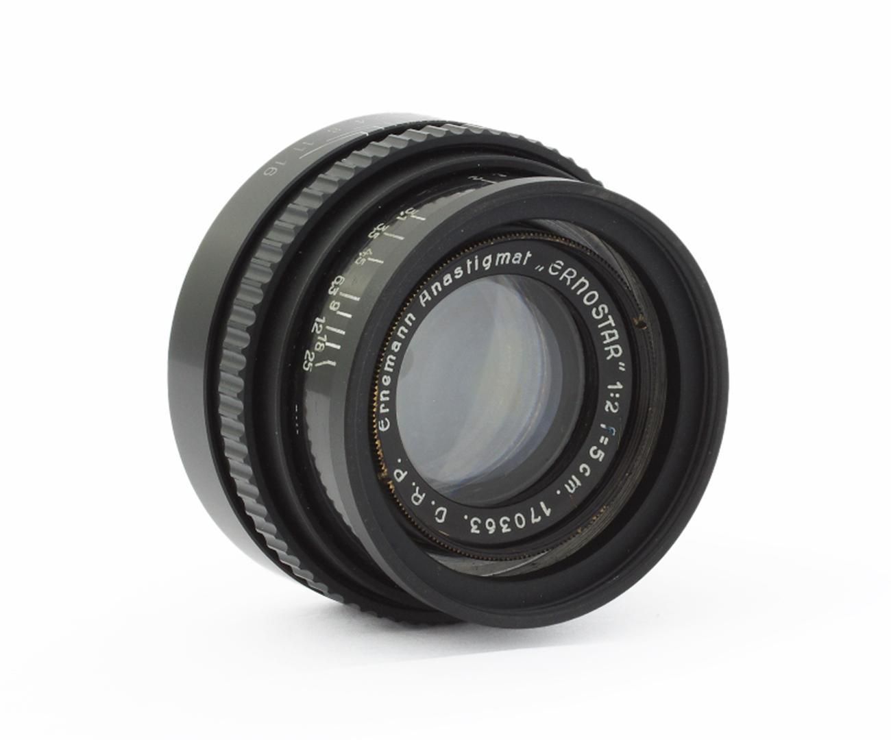 Ernemann-Anastigmat-Ernostar-2-50-mm-170363-Leica-M-Lens Indexbild 3
