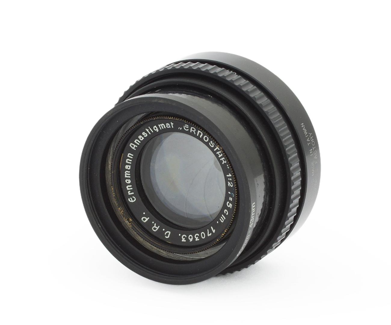 Ernemann-Anastigmat-Ernostar-2-50-mm-170363-Leica-M-Lens Indexbild 4