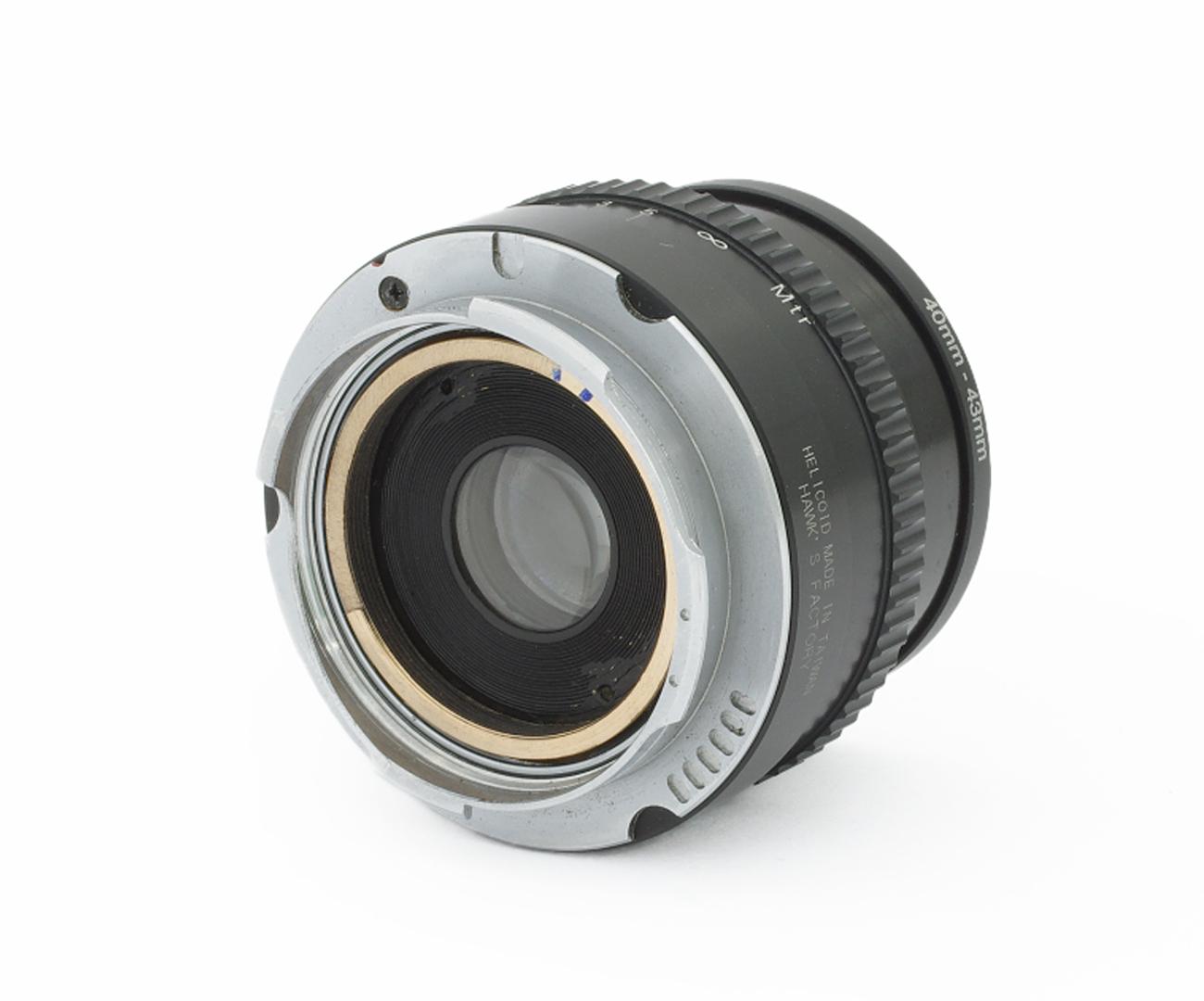 Ernemann-Anastigmat-Ernostar-2-50-mm-170363-Leica-M-Lens Indexbild 5