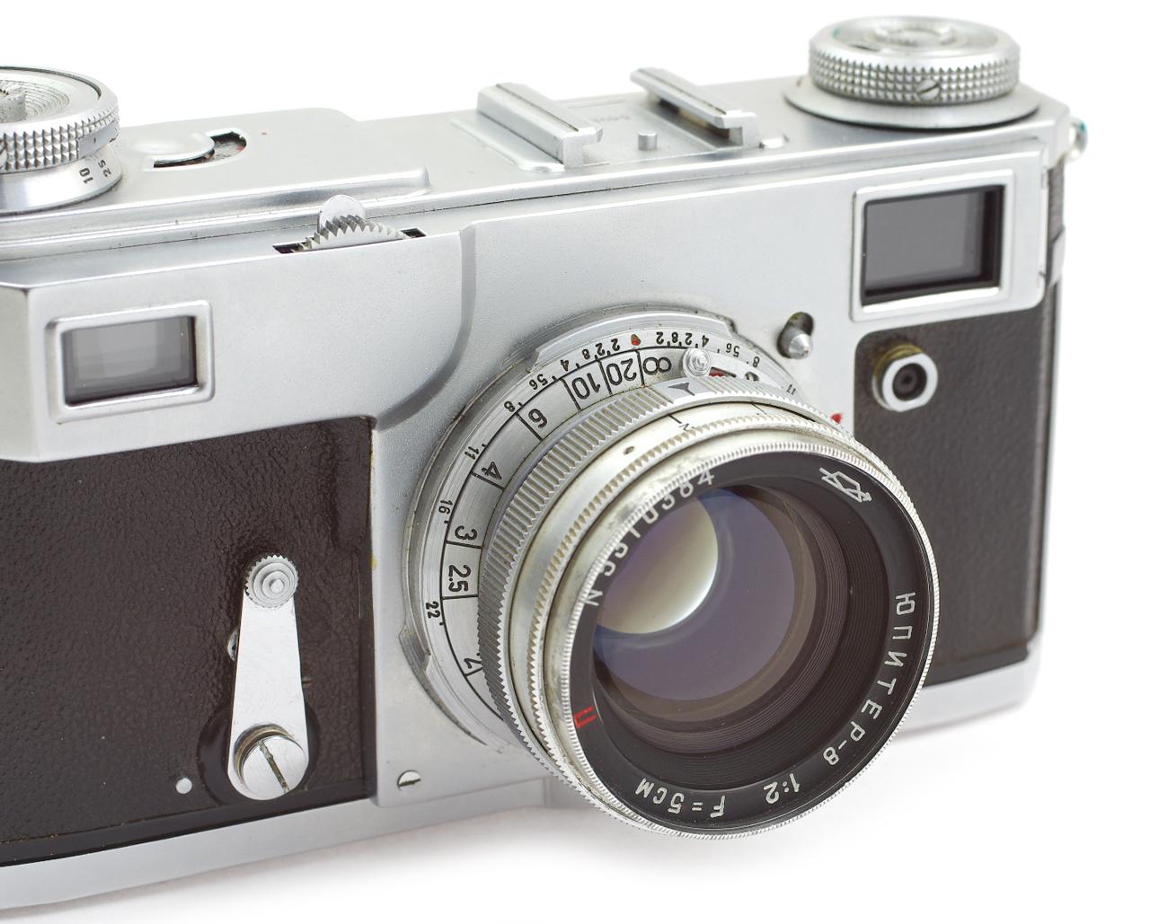 современные дальномерные фотоаппараты по-разному подходят