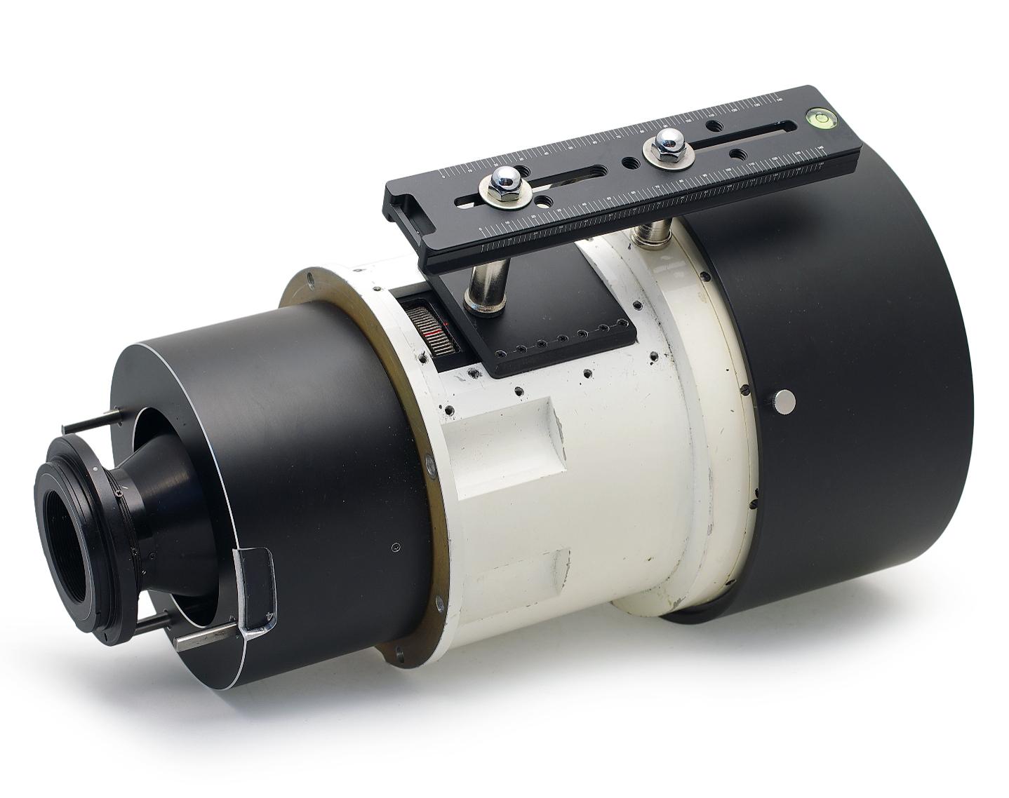 P-Angenieux-1-5-210-mm-Professional-re-mounted-to-Fujifilm-GFX Indexbild 6