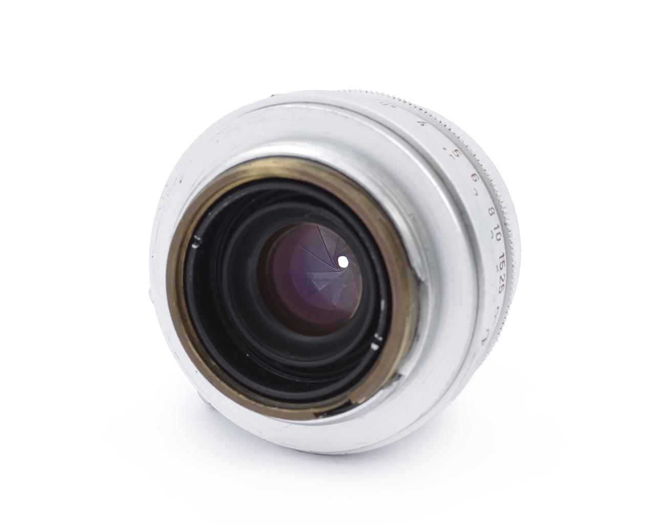 Leica-SM-Summaron-2-8-35-mm-1808447-Germany-LTM-L39-Lens Indexbild 3