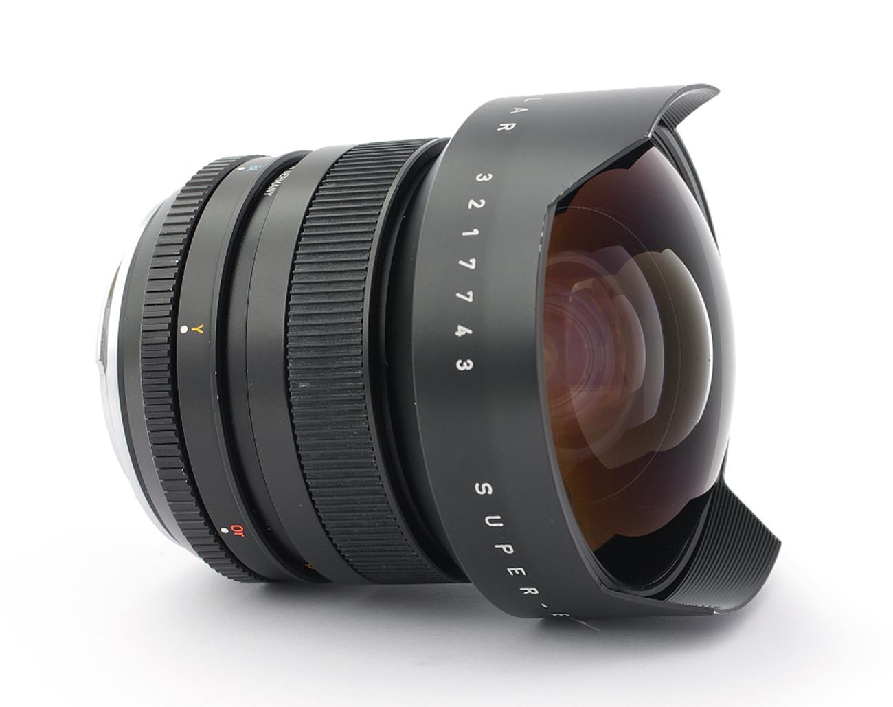 Leica-R-Super-Elmar-3-5-15-mm-3217743-Germany-Lens-SCRATCH Indexbild 2