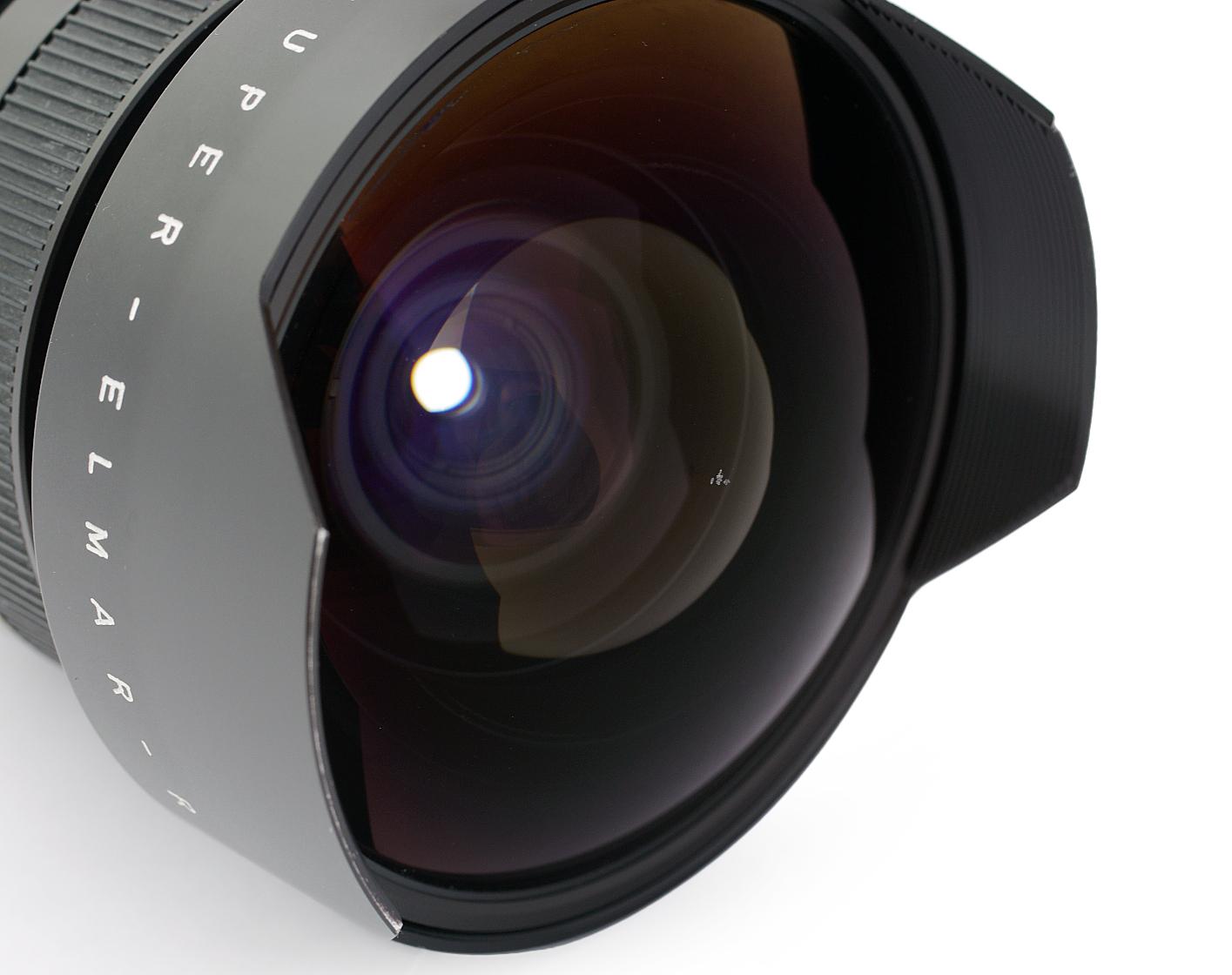 Leica-R-Super-Elmar-3-5-15-mm-3217743-Germany-Lens-SCRATCH Indexbild 3