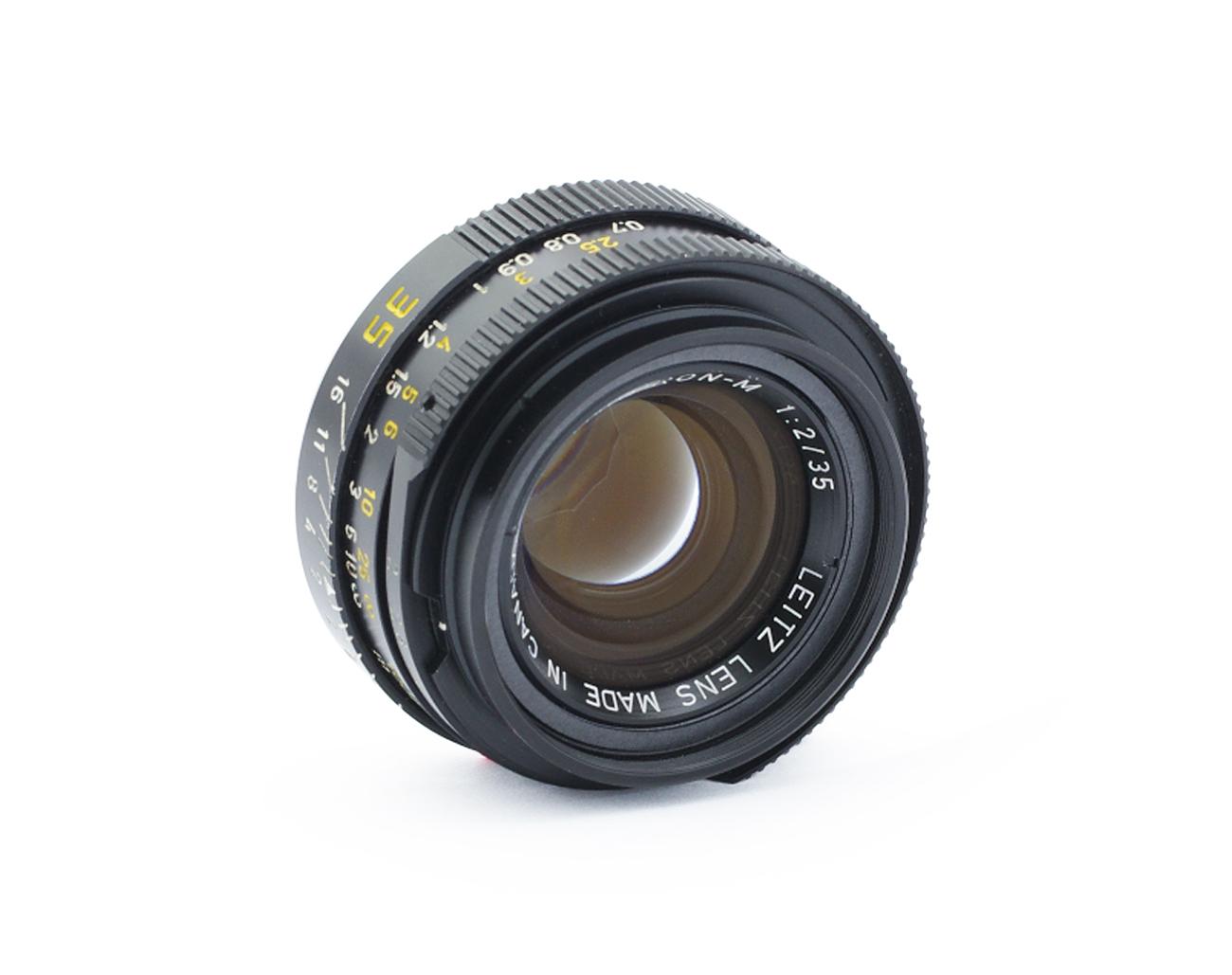Leica-M-Summicron-2-35-mm-3061350-Canada-Lens-6-bit Indexbild 2