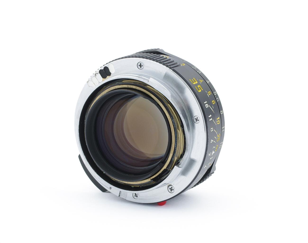 Leica-M-Summicron-2-35-mm-3061350-Canada-Lens-6-bit Indexbild 3