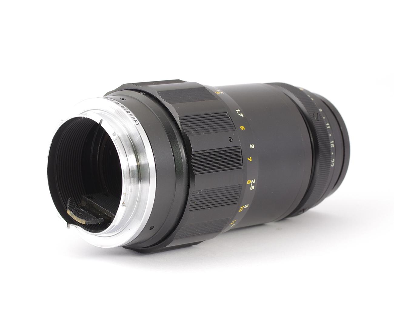 Leica-M-Tele-Elmar-4-135-mm-2207446-Germany-Lens Indexbild 3
