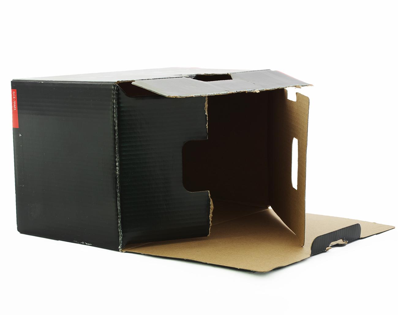 Sony-Alpha-7R-III-ILCE-7RM3-only-EMPTY-BOX Indexbild 4